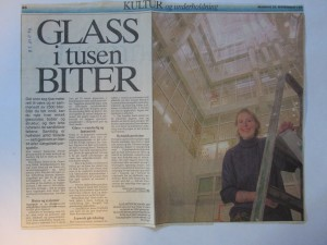 51.Utsmykking SV-bygget, Bergen 1993