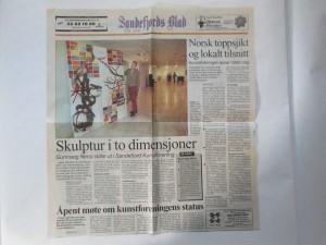 39.Sandefjord kunstforening 1998