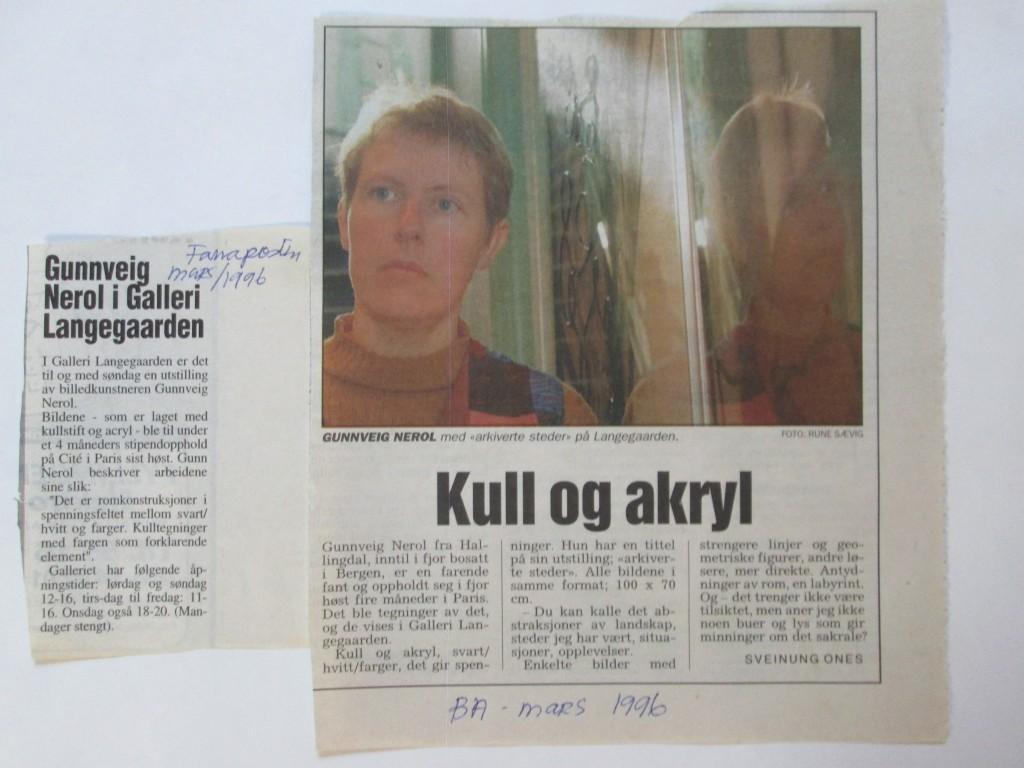 48.Galleri Langegaarden 1996