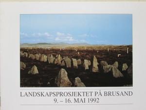 K30-Prosjekt Brusand 1992 side 1