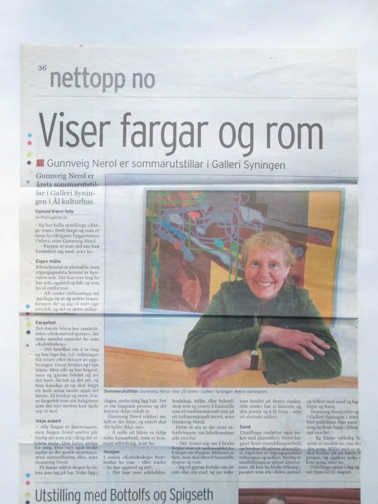 2.Ål Kulturhus 2010