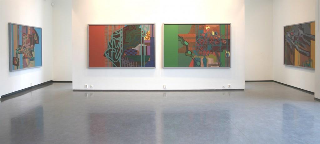 Kube Kunstmuseum, Ålesund. 2009.